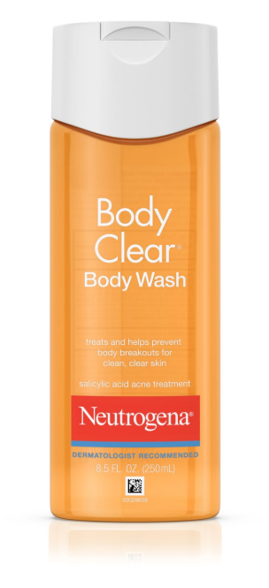 Best Acne Body Washes For Effective Body Acne Treatment Acne